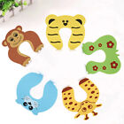 2x Baby Kids Safety Protect Anti Guard Lock Clip Animal Safe Card Door Stopper