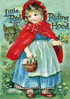 Little Red Riding Hood Quilt Block Multi Sizes FrEE ShiPPinG WoRld WiDE (K3