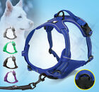 Dog Harness Reflective Pet Puppy Safety Vest With Handle Adjustable Protector US