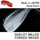 【HEAD ONLY】GEOTECH GOLF JAPAN QUELOT MILLED FORGED WEDGE 091810