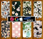 Daisies Phone Case Cover Flower Daisy Flowers Chain Yellow Pink Vintage 321