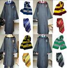 For Adult Child Harry Potter Halloween Cosplay Costume Robe