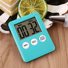 BFD7 Digital 1.8'' LCD Magnetic Kitchen Count Down Counter Run Magnet Timer 6C9E