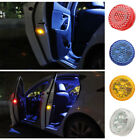 9E90 D5DC 2PCS Safety Warning LED Door Light Anti-Collid Wireless Car Styling