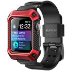 For Apple Watch 4 40/44mm Case,SUPCASE UB PRO Rugged Protective Cover+Strap Band
