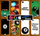 Snooker Phone Case Cover Pool 8 Balls Ball Eight Black and White 3D Novelty 215 $11.6 USD on eBay