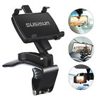 10W Qi Wireless Car Charger Fast Charging Mount Phone Holder For iPhone Samsung
