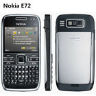 Original unlocked Nokia E72 cellphone 5MP Camera 3G Bluetooth Free shipping