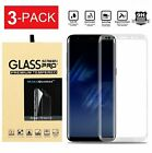 Samsung Galaxy S8 / S8 Plus Note 8 4D Full Cover Tempered Glass Screen Protector