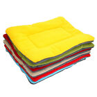 Pet Cushion Bed Dog Cat Warm Mat Soft Pad Silk Wadding Nest For Crate House US
