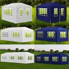 Outdoor Awning Waterproof Canopy Pavilion Tent Gazebo Patio Garden Party Marquee
