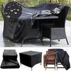 Waterproof Outdoor Patio Garden Dust Furniture Rain Snow Uv Cover Table Chair