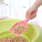 Sand Scoop Spoon Litter Pet Cat Kitten Hook Plastic Tray Animal Dry Food Poop