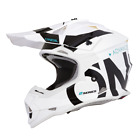 Kyпить 2019 Oneal 2 Series Slick Gloss White Off Road Dirt Bike Racing Motocross Helmet на еВаy.соm