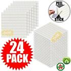 """Ceiling Tiles 12""""x12"""" White Uniform Style Peel and Stick Easy Installation Panel"""