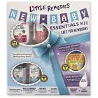 Little Remedies New Baby Essentials Kit   A Gift Set for New Moms   6 Products F