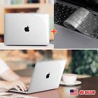 Crystal Clear Case Keyboard Cover For 2018 Apple Macbook Pro 13/15in A1989/1990