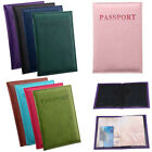Kyпить PU Leather Passport Case Holder Organiser Travel ID Credit Card Wallet Cover на еВаy.соm