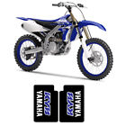 Dirt bike Fork Protectors Decal  YAMAHA KYB Front Fork Sticker Set  YZF/YZ image