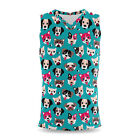 Puppy Party Mens Sleeveless Tank Top