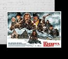 P-185 Art Quentin Tarantino The Hateful Eight Classic LW-Canvas Poster - 24x36in