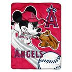 The Northwest Company MLB Micro Raschel Throw Blanket on Ebay