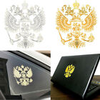 Car Stickers  Coat Of Arms Of Russia Nickel Metal Federation Eagle Emblem Uk