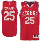 NWT Ben Simmons 25 Philadelphia 76ers Stitched Basketball Jersey