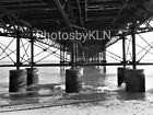 Under Cromer Pier Photo Photograph Greeting Card Sea Beach Norfolk