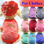 Large Dog Sweater Knitwear Costume Soft And Warm Knit Coat Apparel For Puppy Cat