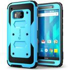 HTC One M9 Case, i-Blason Armorbox Shockproof Cover w/ Screen Protector For HTC