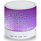 For iPhone iPad Samsung Sony TF LED Lamp Wireless Portable Bluetooth Speaker