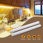 4X12V 60CM Linkable Kit Led Strip Lights Bars Car Caravan Kitchen Under Cabinet