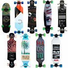 Longboard Skateboard Madrid Complete Drop through Top Mount Complete Board New image