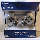 NEW Original Official Genuine Sony PS3 Wireless Dualshock3 Controller PICK COLOR