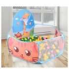 Portable Baby Playpen Outdoor Indoor Ball Pool Toddlers Play Tent Three Colors $20.69 USD on eBay