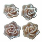 8 Roses Flowers Floating Candles for Wedding Centerpieces Decorations WHOLESALE
