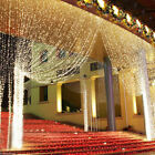 300LED 3M Fairy String Curtain Lights For NEW YEAR Wedding Party Valentine Decor