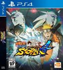 Playstation 4 PS4 Naruto Shippuden Ultimate Ninja Storm 4 *Case* & *Artwork*