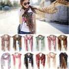 1PC Fashion Elegant Women Long Scarf Cotton Chiffon Bali Yarn Scarves Shawl Wrap
