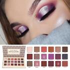 18 Colors Beauty Matte Somkey Color Makeup Waterproof Glitter Eyeshadow Palette