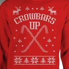 Home Alone Ugly Christmas Sweater Crowbars Up Wet Bandits Funny Movie