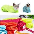 Cat Grooming Nail Clipping Bathing Bath Bag NO BITE SCRATCH RestraintSystem PROF
