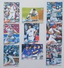 2018 TOPPS SERIES TWO CARDS #351 TO #550 COMPLETE YOUR SET