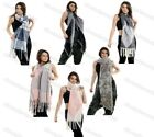 Ladies Oversized Scarve Scarf Large Soft Chunky Womens Blanket Winter Warm