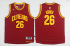 NEW Cleveland Cavaliers #26 Kyle Korver Swingman Basketball Jersey Red on eBay