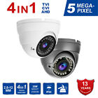 Anpviz 5MP Dome CCTV Camera 4 IN1 TVI AHD CVI CVBS Outdoor 2.8 12mm Wholesale