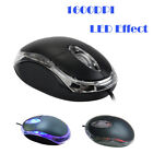 Portable Wired Mouse For PC Laptop 1200 DPI USB Wired Optical Gaming Mice Mouses