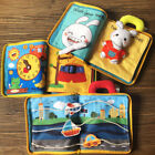 3D Educational Play Kid Baby Cloth Book Developmental Boy Girl Toys Intelligence