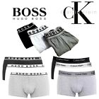 Hugo Boss Boxers Men's Trunks Shorts underwear 3 in a pack & OTHER BRAND BOXERS